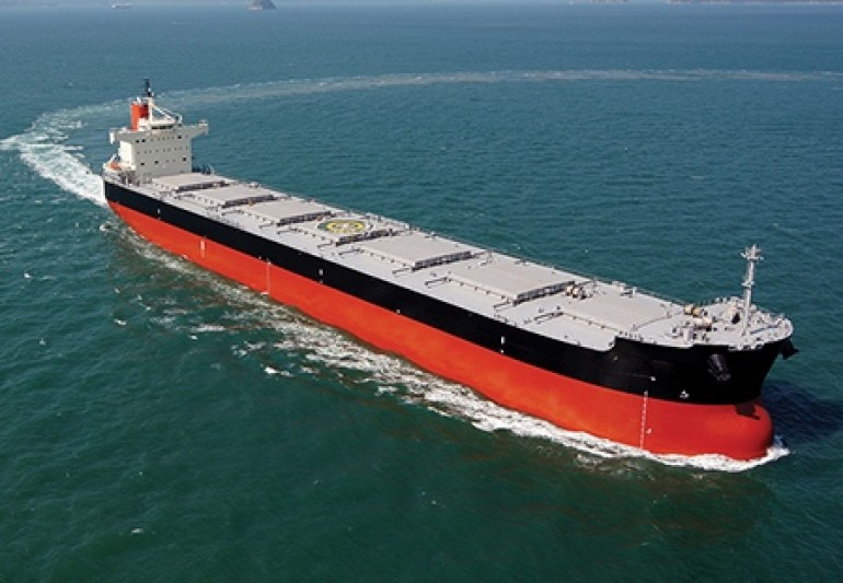 Aegean enters dry bulk sector with kamsarmax order