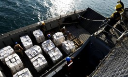 White House ready to issue order mandating all US aid overseas be delivered by US-flagged ships