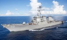 Navy admits USS John S McCain collision was preventable