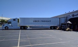 Uber boss unveils freight initiative