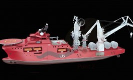 Ultra Deep Solutions signs off on first of five well intervention vessels