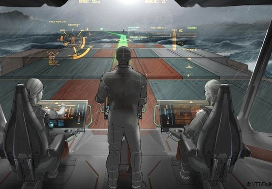 Will software developers dominate the shipping industry? Part 1