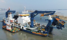Porto Central takes step forward with Van Oord dredging deal