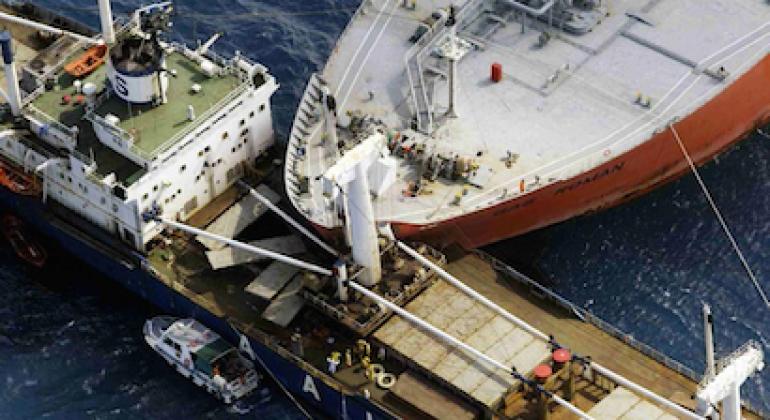 On maritime ineptitude