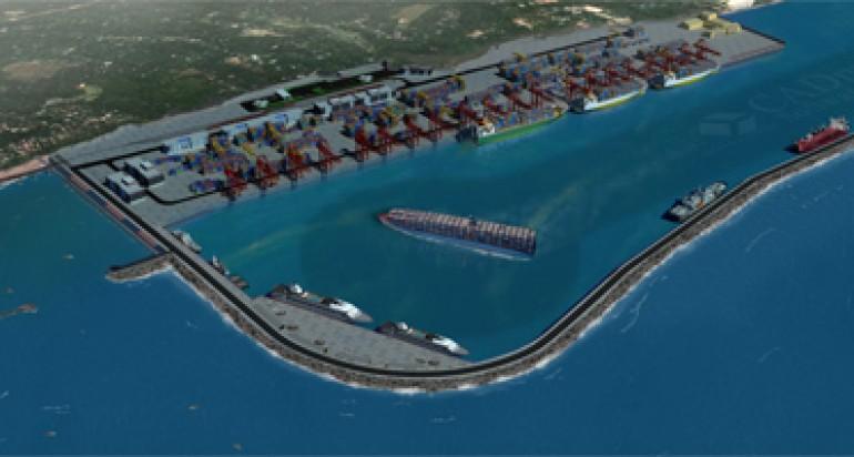 Adani seek huge government grant for building Vizhinjam port