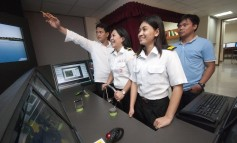 Peter Döhle and Sirius cooperate on crew training in Manila