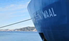 Wilson offloads ageing bulker involved in Kiel Canal accident
