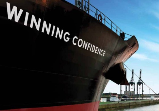 Winning Shipping takes cape pair