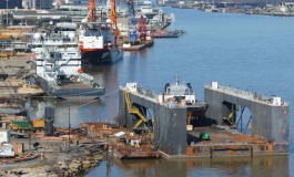 MARAD awards $9.8m to small US shipyards