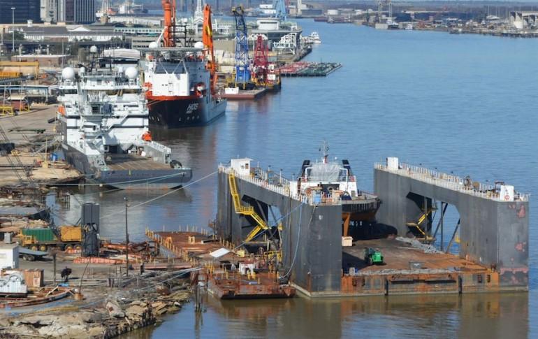 MARAD awards $9.8m to small US shipyards
