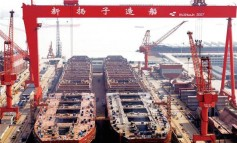 Lepta linked with Yangzijiang cape pair