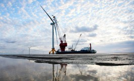 ZPMC joins wind project off Taiwan