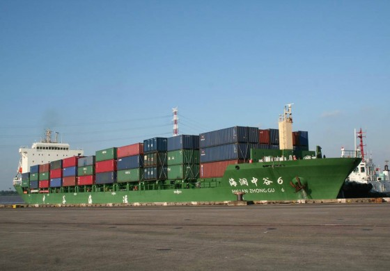 Zhonggu Shipping orders six boxships at Jinling Shipyard