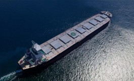 Oceanbulk orders capesize quartet at Waigaoqiao Shipbuilding