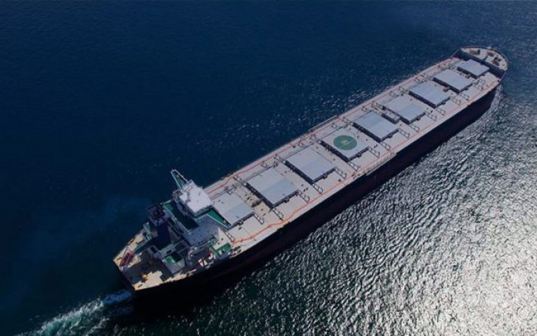 Foremost Group adds capesize pair at Waigaoqiao Shipbuilding