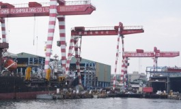 Creditor banks take over Ching Fu Shipbuilding