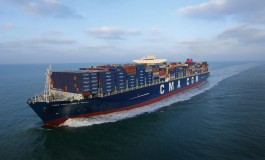 CMA CGM takes the humble container into the digital age
