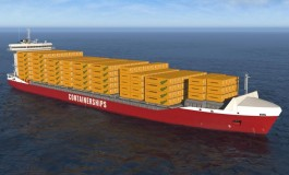 Bond issue to aid Containerships' fleet expansion