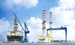 Cosco to shut down three offshore shipyards