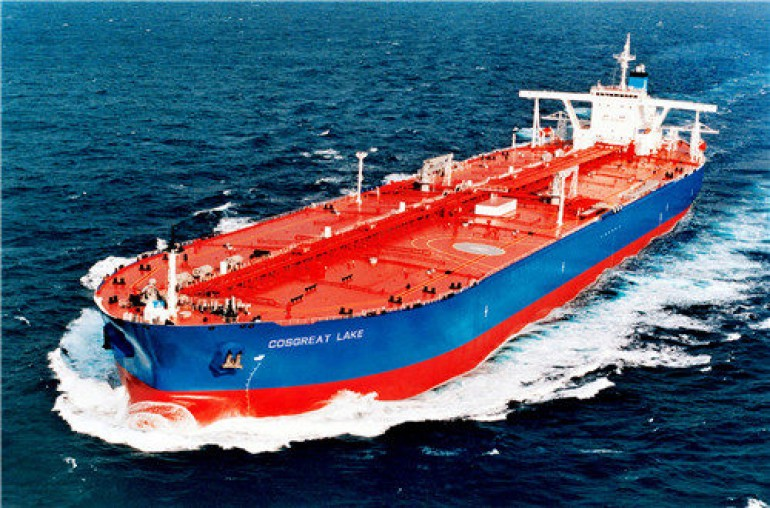 Gibson charts Chinese banks' leading role in tanker finance