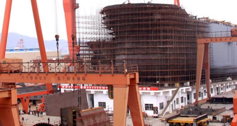 Fujian Crown Ocean Shipbuilding suspends operations