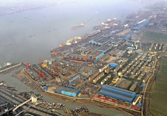 ICS slams shipyard subsidies