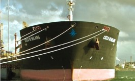 d'Amico tanker caught up in oil theft row