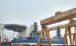H&C Marine Engineering takes over two liftboat newbuildings at Dajin Heavy