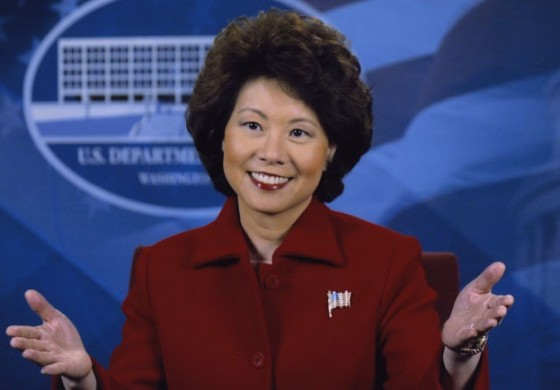 Elaine Chao promises to protect Jones Act