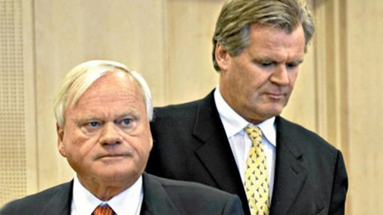 Fredriksen old boys' club targets cheap drilling assets with 'son of Seadrill'