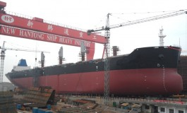 Accident at Hantong shipyard, one dead