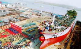 Hongguan Shipyard transforms into environmental equipment factory