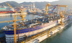Greek owners back at DSME for more tankers