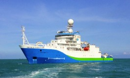 Australian research ship chartered out to Chevron and BP