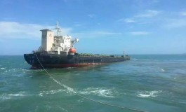 Bulker hits reef off Zhoushan