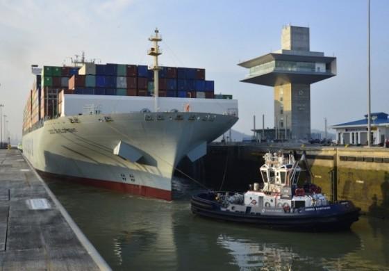 Panama Canal increases maximum draft for new locks