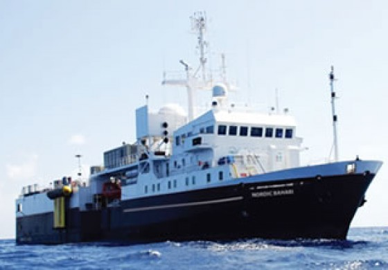 Nordic Maritime supplies 2D marine seismic and OBN technology to Mitra Energy