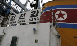 North Korean ship in Mexico at centre of legal tussle