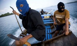 Asian piracy incidents hit 10-year low