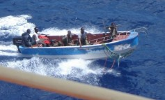 Boxship attacked by pirates off Guinea