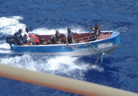 Mumbai court sentences 15 Somali pirates to seven years' imprisonment
