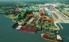 Qingshan Shipyard to transform into a port