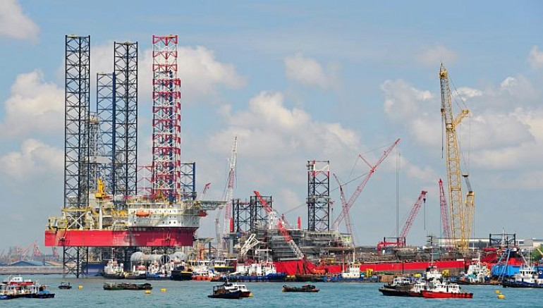 Sembcorp Marine sell stake in Chinese tech firm