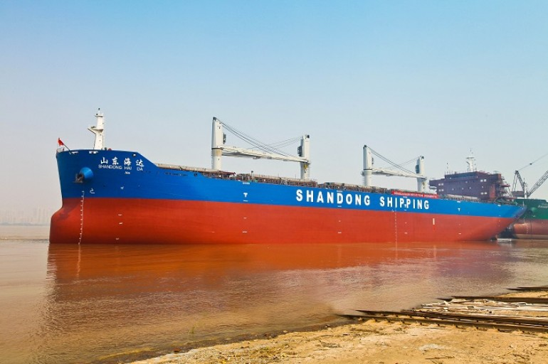 Shandong Shipping boss resigns