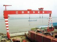 Court to auction off Jiangsu Shenghua Shipbuilding
