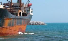 General cargo vessel runs aground off Vietnam