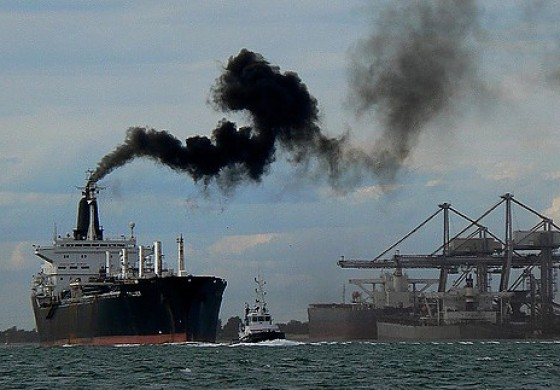 Call to cap ship emissions at Chinese ports