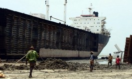 Greeks lead ship scrapping this week, including three capesizes