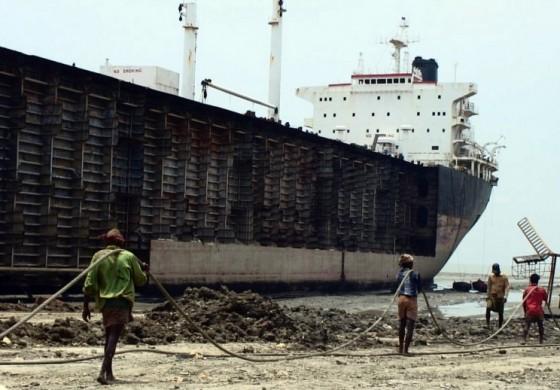 Shipbreaking NGOs blast 'hypocritical' Maersk