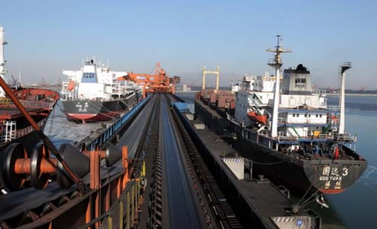 Tangshan Port suspends coal terminal construction